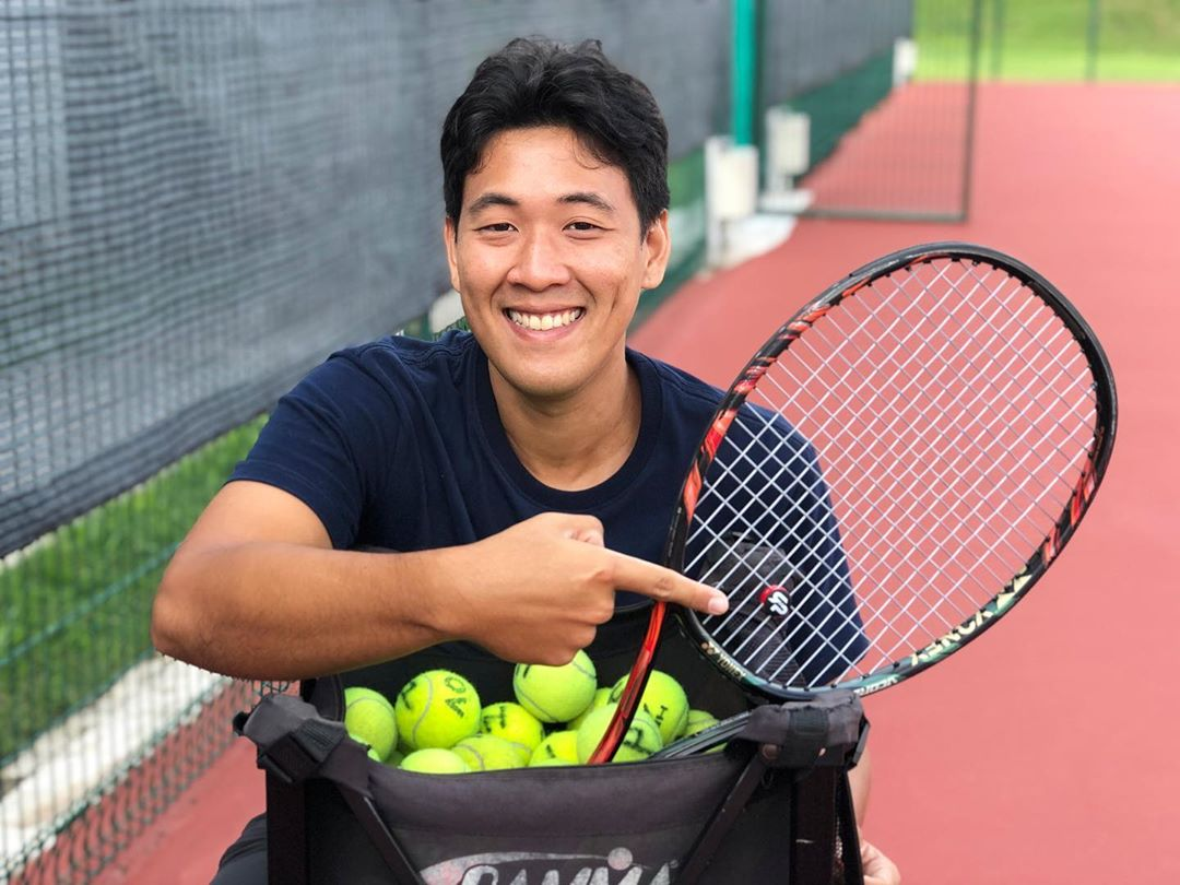 Our Tennis Coaches 1 Tennis Lessons In Singapore Junboytennis
