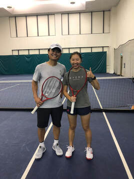 Tennis Coaches In Singapore Tennis Lessons And Squash Schools
